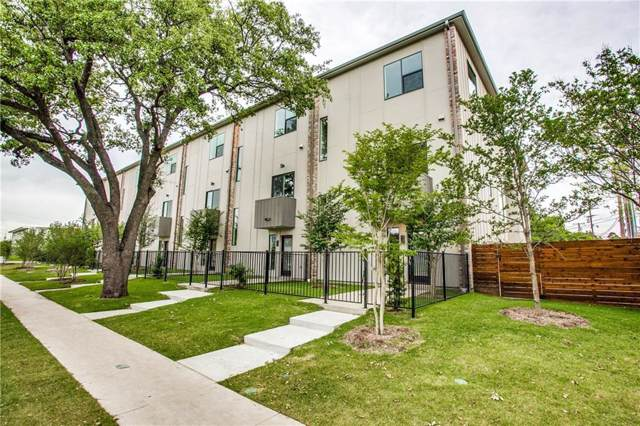1502 Bennett Avenue, Dallas, TX 75206 (MLS #14167315) :: Robbins Real Estate Group