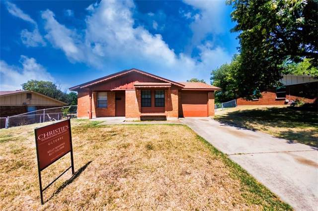 6303 Basswood Drive, Fort Worth, TX 76135 (MLS #14167335) :: All Cities Realty