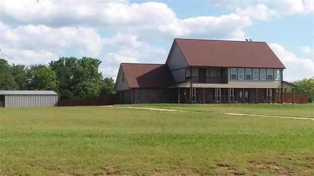 7054 Lake Vista Drive, Streetman, TX 75859 (MLS #14167343) :: The Chad Smith Team