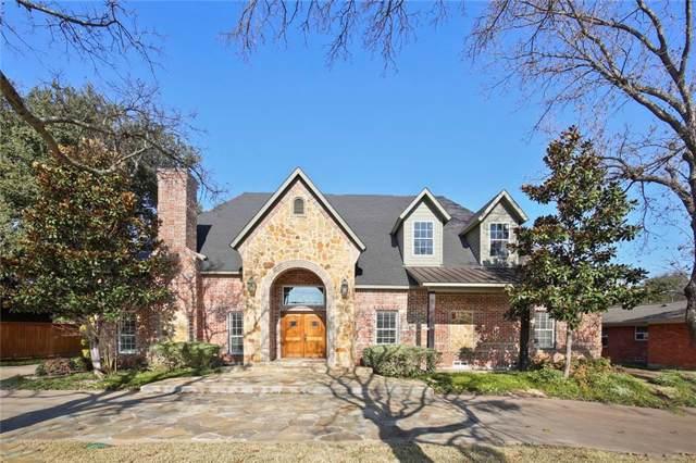 6923 Royal Lane, Dallas, TX 75230 (MLS #14167357) :: Kimberly Davis & Associates