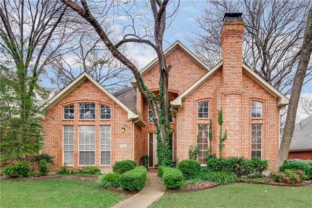 730 Singing Hills Drive, Garland, TX 75044 (MLS #14167366) :: The Good Home Team