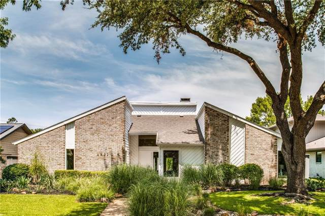 6633 Clearhaven Circle, Dallas, TX 75248 (MLS #14167368) :: The Mitchell Group