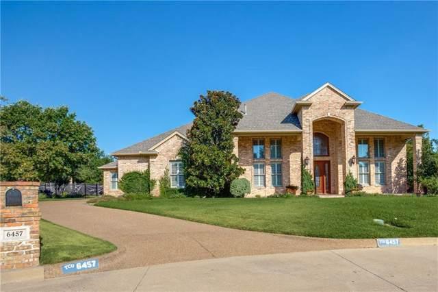 6457 Elm Crest Court, Fort Worth, TX 76132 (MLS #14167383) :: Lynn Wilson with Keller Williams DFW/Southlake