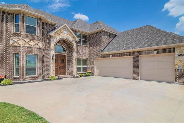 4501 Catherine Drive, Mansfield, TX 76063 (MLS #14167385) :: The Tierny Jordan Network