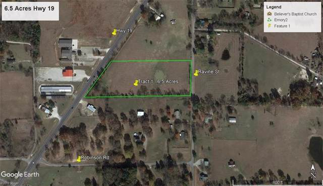 0 Hwy 19, Emory, TX 75440 (MLS #14167388) :: The Chad Smith Team
