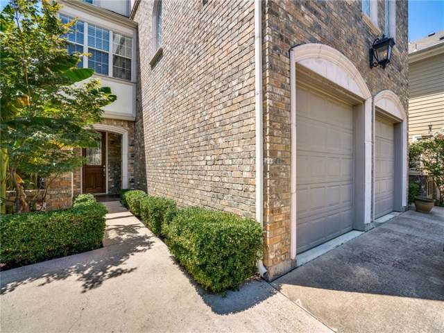 3415 W 6th Street, Fort Worth, TX 76107 (MLS #14167389) :: Baldree Home Team