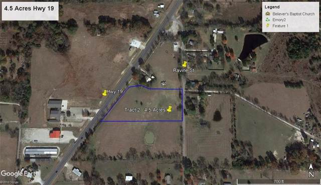 00 Hwy 19, Emory, TX 75440 (MLS #14167393) :: The Chad Smith Team