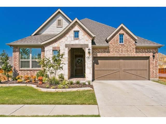 2437 Stallion Street, Carrollton, TX 75010 (MLS #14167396) :: RE/MAX Landmark