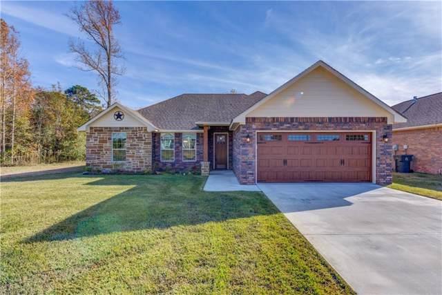 316 Saddle Trail Drive, Lufkin, TX 75904 (MLS #14167404) :: Kimberly Davis & Associates