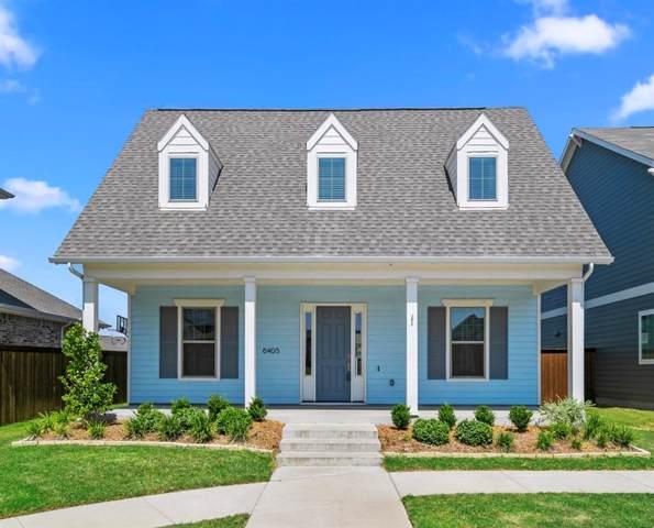 6405 Long Green Street, Rowlett, TX 75089 (MLS #14167405) :: Kimberly Davis & Associates