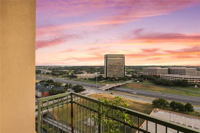 330 Las Colinas Boulevard E #1620, Irving, TX 75039 (MLS #14167415) :: Team Hodnett