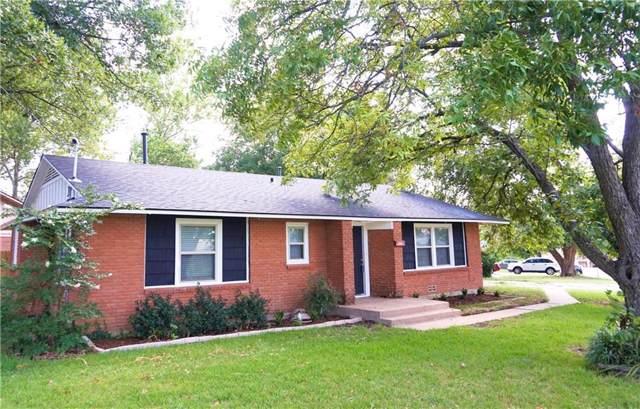 1820 E Wells Avenue, Sherman, TX 75090 (MLS #14167419) :: The Paula Jones Team | RE/MAX of Abilene