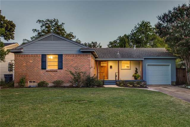2546 Inadale Avenue, Dallas, TX 75228 (MLS #14167420) :: The Real Estate Station