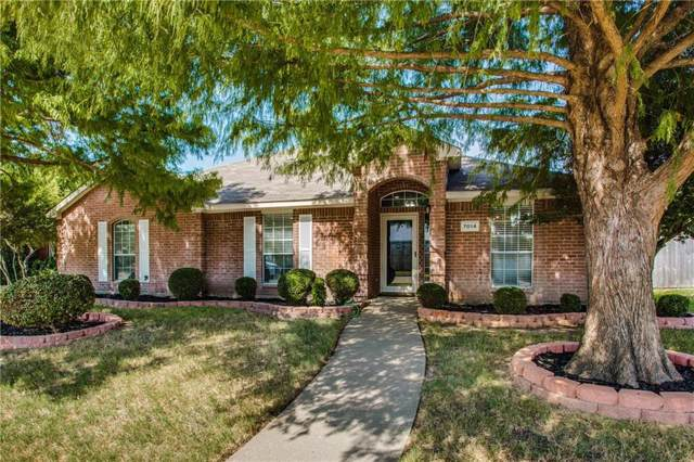 7014 Caruth Drive, Rowlett, TX 75089 (MLS #14167426) :: Vibrant Real Estate