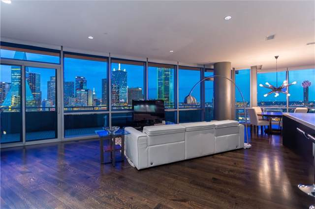 2200 Victory Avenue #1704, Dallas, TX 75219 (MLS #14167442) :: Vibrant Real Estate