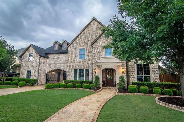 11340 Lenox Lane, Frisco, TX 75033 (MLS #14167456) :: Kimberly Davis & Associates