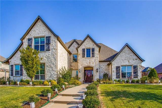 1611 Stillhouse Hollow Drive, Prosper, TX 75078 (MLS #14167466) :: Vibrant Real Estate