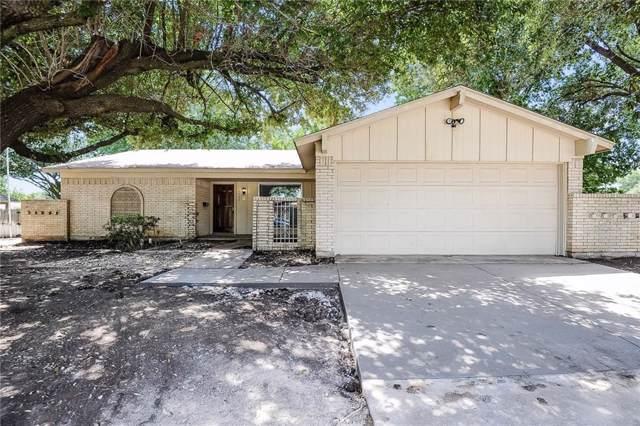 1525 La Sierra Road, Edgecliff Village, TX 76134 (MLS #14167468) :: RE/MAX Landmark