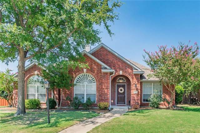 1308 Woodmoor Drive, Allen, TX 75013 (MLS #14167472) :: Vibrant Real Estate