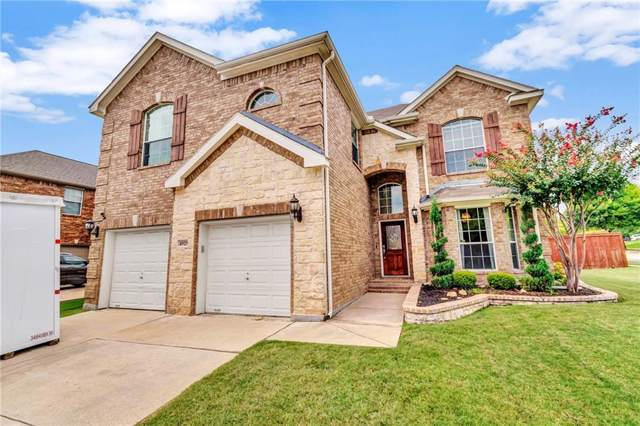 4925 Bacon Drive, Fort Worth, TX 76244 (MLS #14167475) :: Real Estate By Design