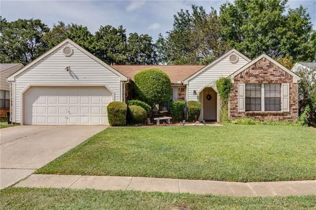 503 Rosemary Lane, Euless, TX 76039 (MLS #14167488) :: Baldree Home Team