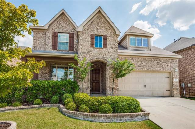 3616 Saratoga Downs Way, Fort Worth, TX 76244 (MLS #14167495) :: The Real Estate Station