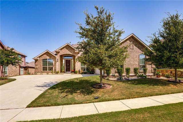 318 Trakehner Trail, Celina, TX 75009 (MLS #14167501) :: Lynn Wilson with Keller Williams DFW/Southlake