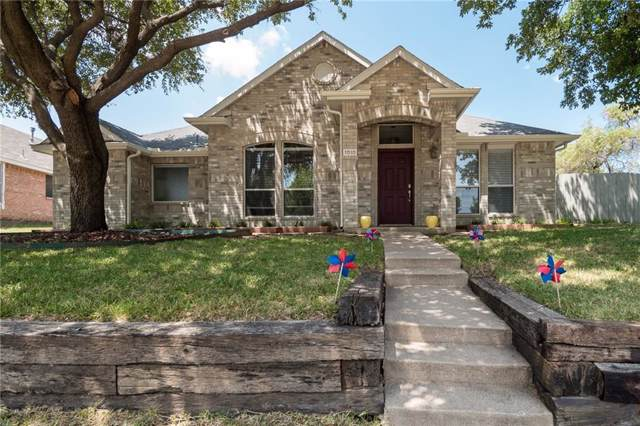 1010 Vancouver Drive, Lewisville, TX 75077 (MLS #14167512) :: The Rhodes Team