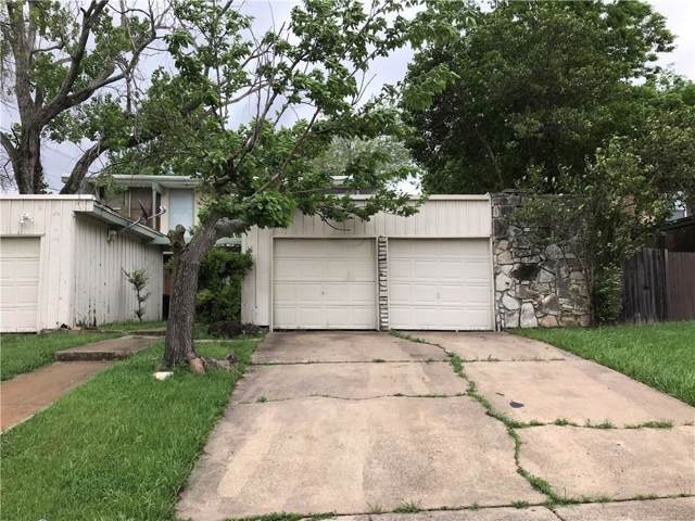 6315 Walraven, Fort Worth, TX 76133 (MLS #14167515) :: Real Estate By Design