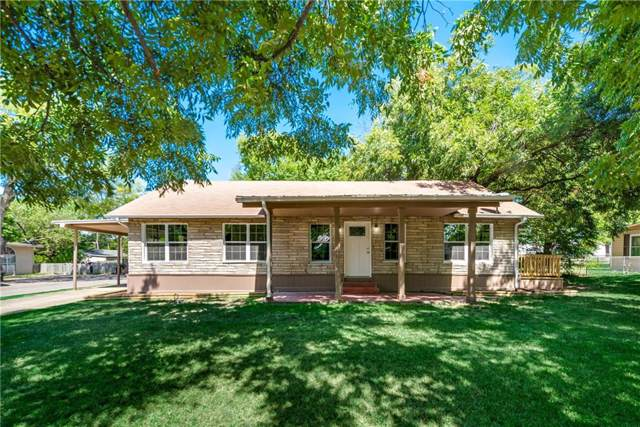 1201 N Rockwall Avenue, Terrell, TX 75160 (MLS #14167518) :: Team Hodnett