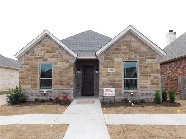 3306 Fountain Way, Granbury, TX 76049 (MLS #14167523) :: Kimberly Davis & Associates
