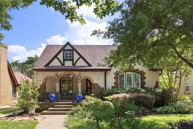 906 Salmon Drive, Dallas, TX 75208 (MLS #14167538) :: Van Poole Properties Group