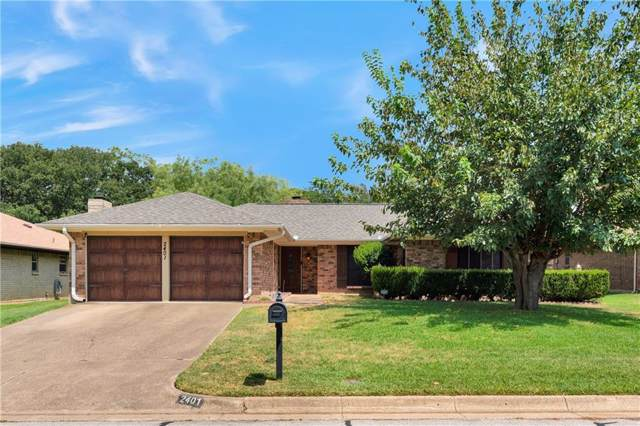 2401 Avonhill Drive, Arlington, TX 76015 (MLS #14167539) :: The Paula Jones Team | RE/MAX of Abilene