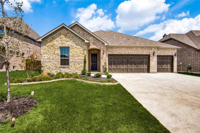 1304 Torrent Drive, Little Elm, TX 75068 (MLS #14167554) :: Century 21 Judge Fite Company
