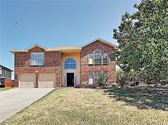1201 Grand Central Court, Saginaw, TX 76131 (MLS #14167557) :: The Real Estate Station