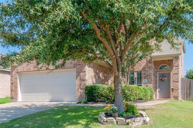 5616 Nacona Drive, Fort Worth, TX 76135 (MLS #14167561) :: The Real Estate Station