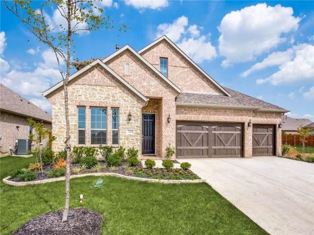 1424 Benavites Drive, Little Elm, TX 75068 (MLS #14167563) :: The Real Estate Station