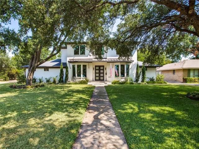 4407 Allencrest Lane, Dallas, TX 75244 (MLS #14167571) :: Potts Realty Group