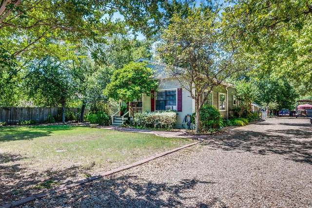 110 E Ross Street, Waxahachie, TX 75165 (MLS #14167592) :: The Real Estate Station