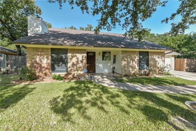 7621 Hightower Drive, North Richland Hills, TX 76182 (MLS #14167593) :: Tenesha Lusk Realty Group