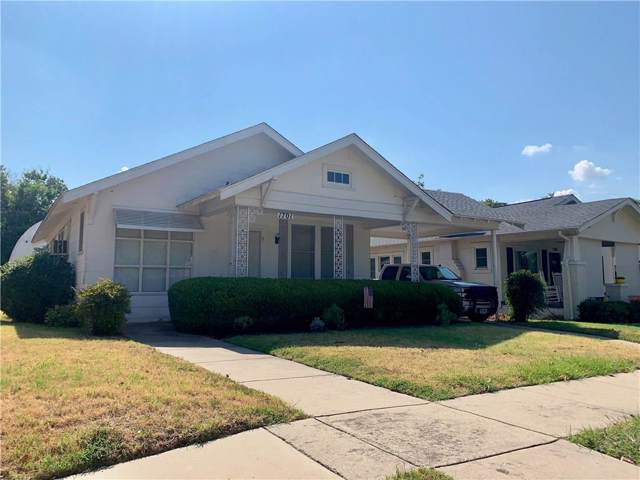1701 Clover Lane, Fort Worth, TX 76107 (MLS #14167604) :: Potts Realty Group