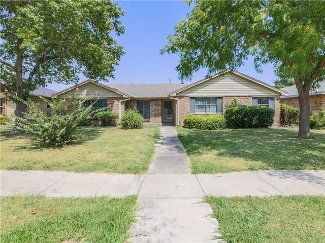 3912 Farrington Street, Mesquite, TX 75150 (MLS #14167606) :: Robinson Clay Team
