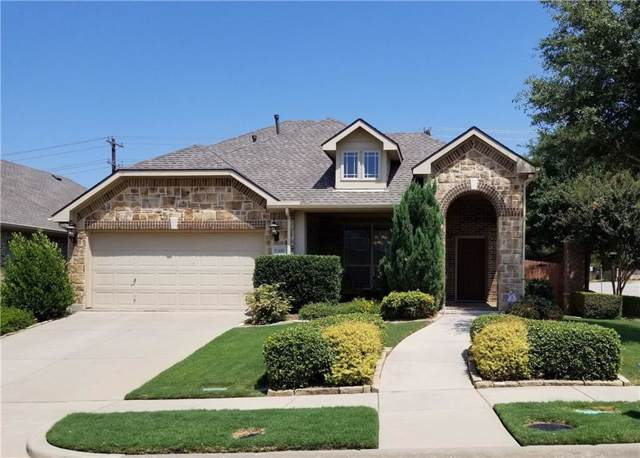 9300 Caliente Drive, Mckinney, TX 75072 (MLS #14167608) :: The Real Estate Station