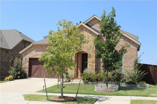 1725 Forest Park Drive, Prosper, TX 75078 (MLS #14167612) :: Real Estate By Design