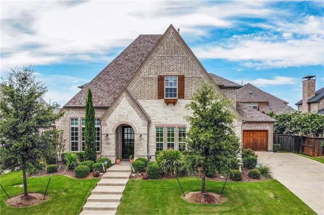 6395 Canyon Ranch Road, Frisco, TX 75036 (MLS #14167613) :: Kimberly Davis & Associates