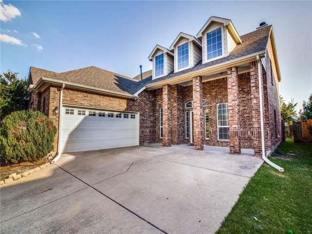8205 Hitching Trail, Mckinney, TX 75070 (MLS #14167622) :: Kimberly Davis & Associates