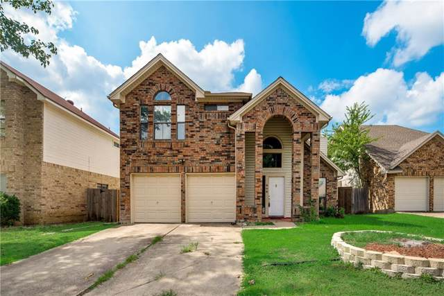 808 Ashmount Lane, Arlington, TX 76017 (MLS #14167629) :: NewHomePrograms.com LLC