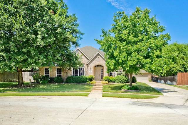 501 Briarwood Court, Trophy Club, TX 76262 (MLS #14167633) :: Lynn Wilson with Keller Williams DFW/Southlake
