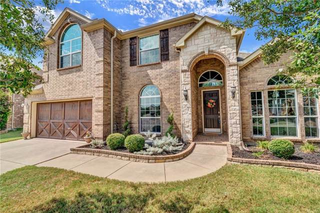 4208 Daylilly Court, Mansfield, TX 76063 (MLS #14167634) :: Century 21 Judge Fite Company