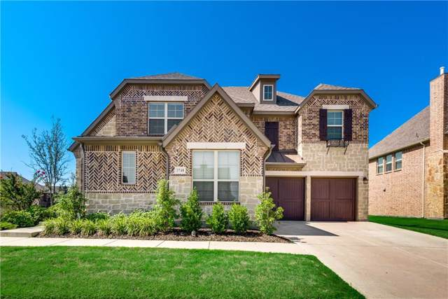 3748 Manchester Drive, The Colony, TX 75056 (MLS #14167640) :: Van Poole Properties Group